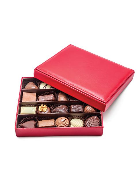 جعبه شکلات هدیه