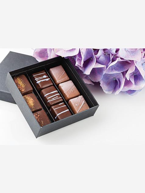 جعبه شکلات کوچک