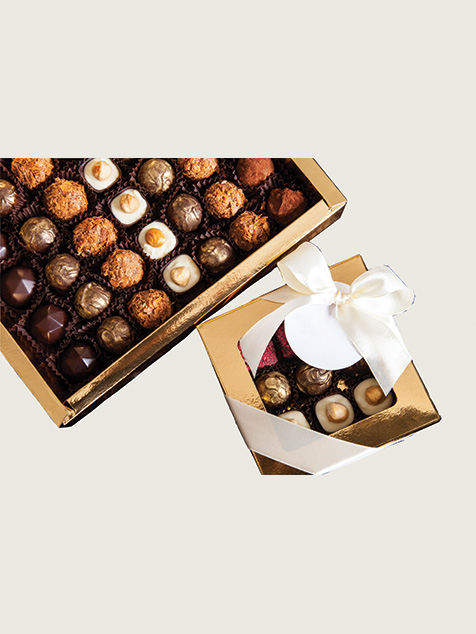 جعبه شکلات لاکچری