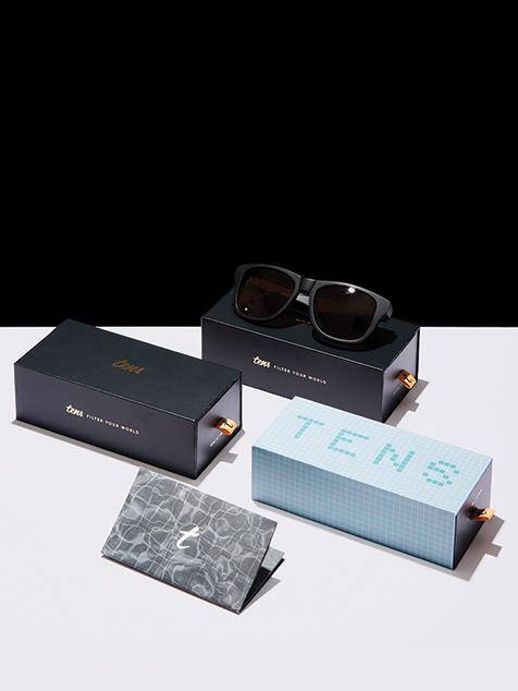 جعبه عینک