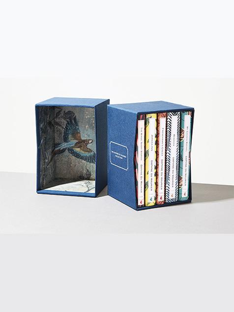 جعبه لاکچری کتاب