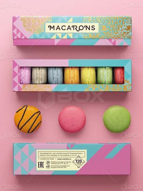 جعبه ماکارون