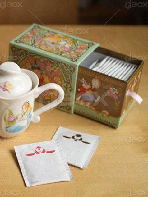 جعبه چایی